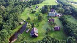 "Photo - Homestead in Moletai district ""Antalakaja"" - vacation at the lake"
