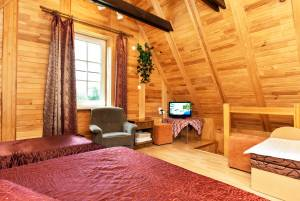 Triple holiday cottage. 50 € / night