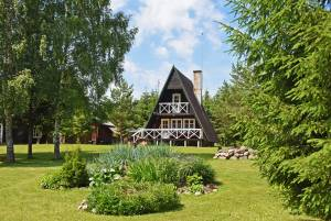 Holiday cottage for 5 persons No1. 90 € / night