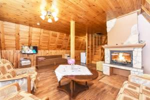 5-местный домик №2. 90 € в сутки