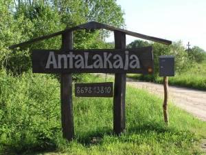 Sodyba Antalakaja, Molėtų rajonas, Utenos apskritis